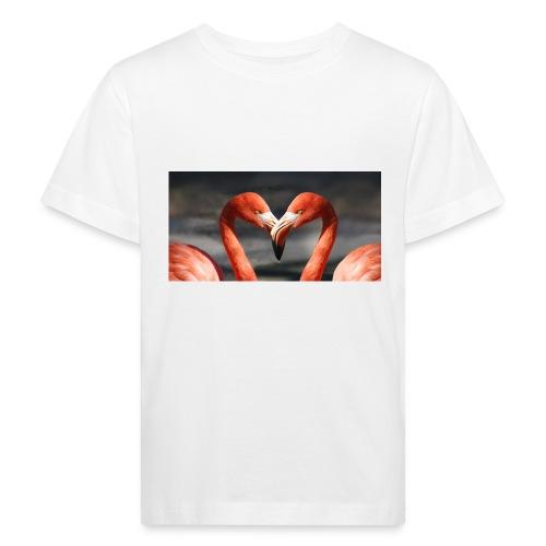 flamingo - Kinder Bio-T-Shirt