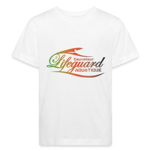 lifeguard multicolor - T-shirt bio Enfant