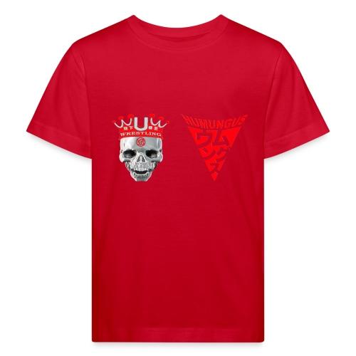skull krone humungus3 png - Kinder Bio-T-Shirt
