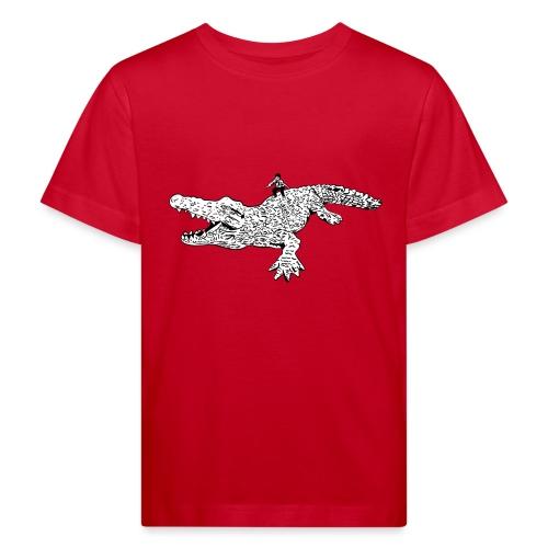 JUANCHO RIDES AGAIN MASTER - Kids' Organic T-Shirt