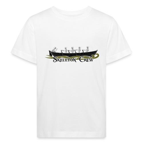 Skellington crew - Kids' Organic T-Shirt