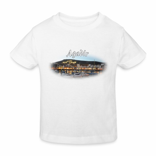 Agadir, Morocco - Kids' Organic T-Shirt