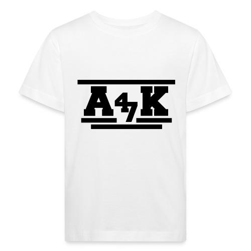 - A _K - - Kids' Organic T-Shirt