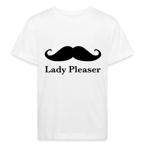 Lady Pleaser T-Shirt in Green - Kids' Organic T-Shirt
