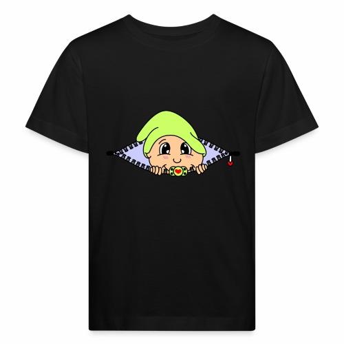 Zwerg - Kinder Bio-T-Shirt