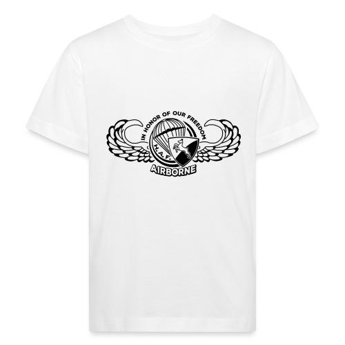 HAF tshirt back2015 - Kids' Organic T-Shirt