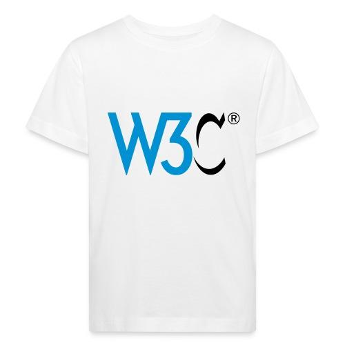w3c - Kids' Organic T-Shirt