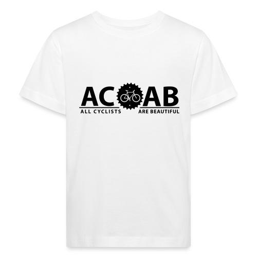 ACAB ALL CYCLISTS - Kinder Bio-T-Shirt