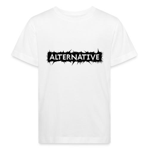 Spike T-shirt White - Ekologiczna koszulka dziecięca