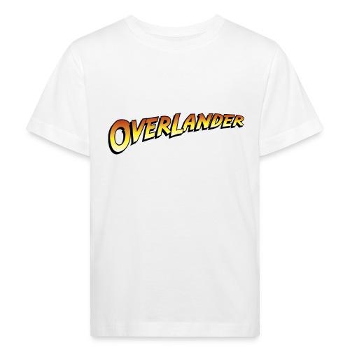 overlander0 - Økologisk T-skjorte for barn