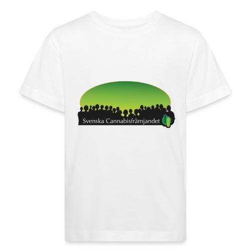 Svenska Cannabisfrämjandet - Ekologisk T-shirt barn