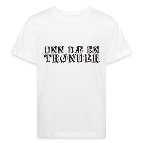unndae - Økologisk T-skjorte for barn