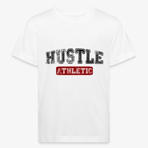 Hustle Athletic - Kids' Organic T-Shirt