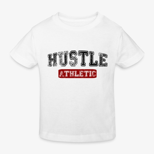 Hustle Athletic - Kinder Bio-T-Shirt