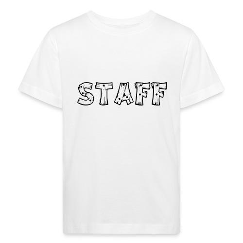 STAFF - Maglietta ecologica per bambini