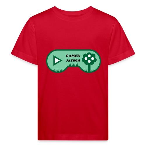 Joueur Jayson - T-shirt bio Enfant