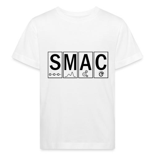 SMAC3_large - Kids' Organic T-Shirt