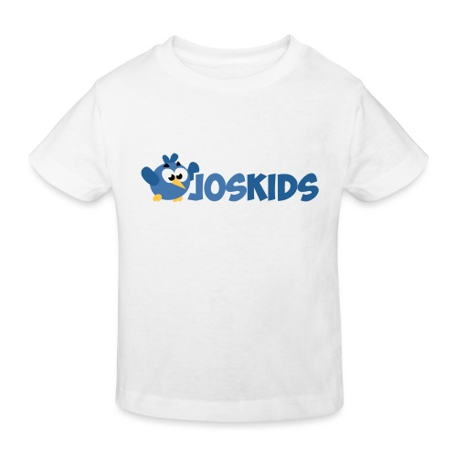 Logo JosKids 2 - Maglietta ecologica per bambini
