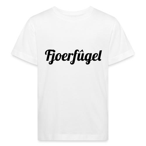 fjoerfugel - Kinderen Bio-T-shirt