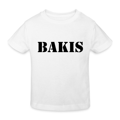 bakis - Kids' Organic T-Shirt