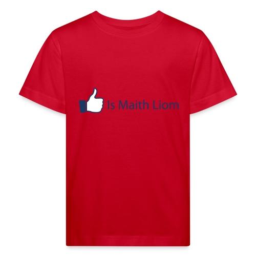 like nobg - Kids' Organic T-Shirt