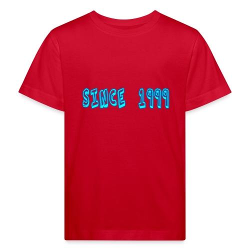 Since 1999 - Lasten luonnonmukainen t-paita