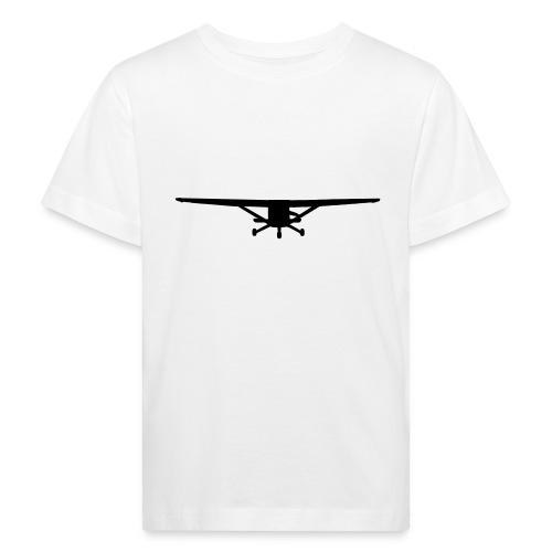 cessna head on - Kids' Organic T-Shirt