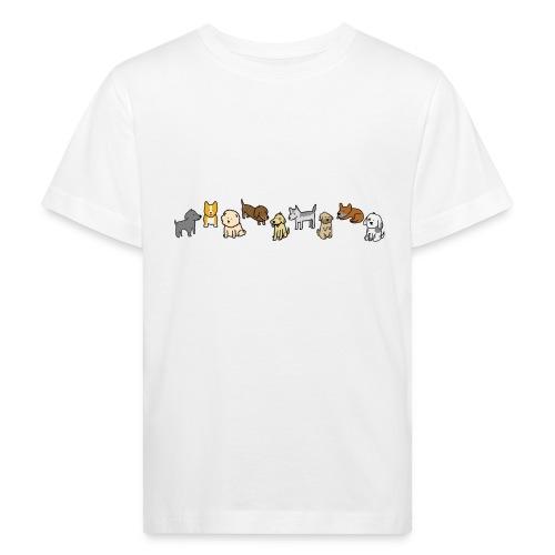 Doggos - Kids' Organic T-Shirt