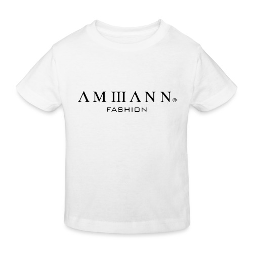 AMMANN Fashion - Kinder Bio-T-Shirt