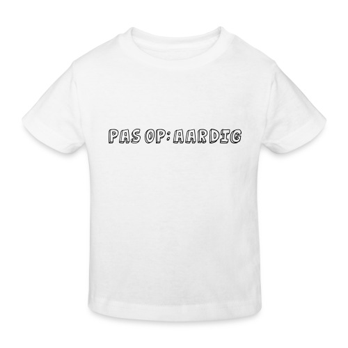 11 zeefdruk - Kinderen Bio-T-shirt