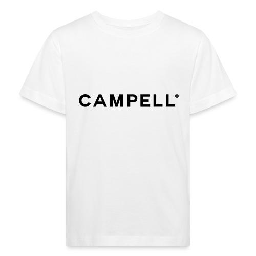 campell_schriftzug - Kinder Bio-T-Shirt