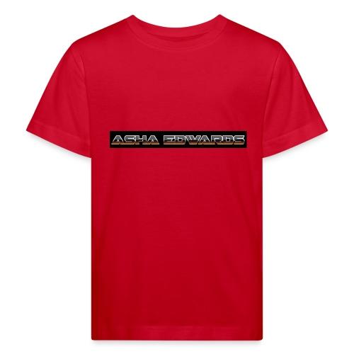 Asha_Edwards_Merch_ - Kids' Organic T-Shirt