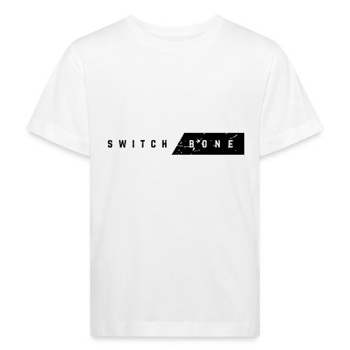 Switchbone_black - Kinderen Bio-T-shirt