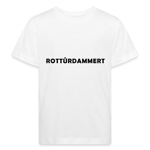 Rotturdammert - Kinderen Bio-T-shirt