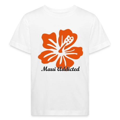 MidHibiscus ai - Kids' Organic T-Shirt