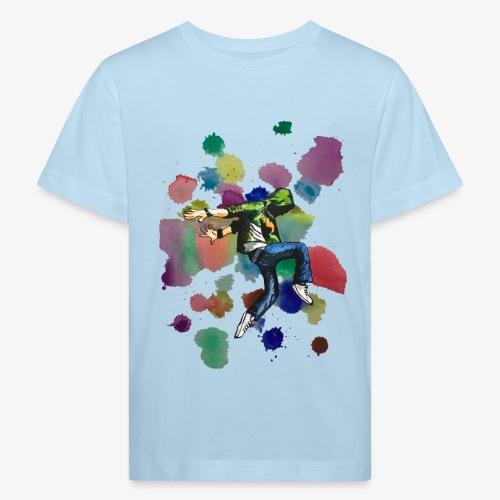 Dancer - Kids' Organic T-Shirt