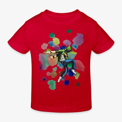 Dancer - Kids' Organic T-Shirt