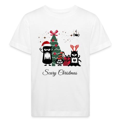 Noël effrayant - Scary Christmas - T-shirt bio Enfant