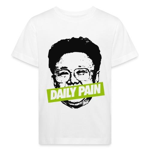 daily pain cho - Ekologiczna koszulka dziecięca
