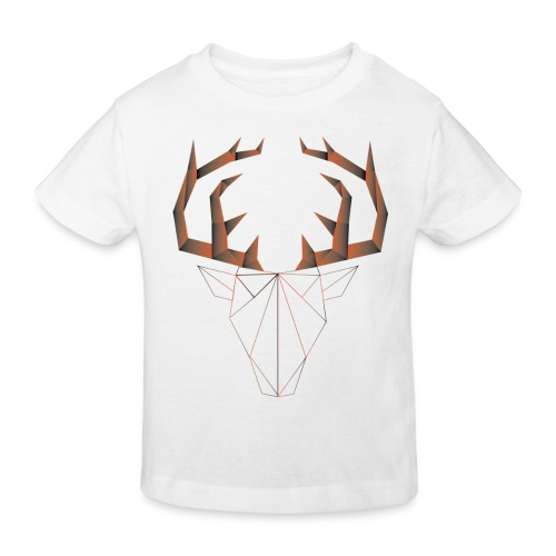 LOW ANIMALS POLY - T-shirt bio Enfant