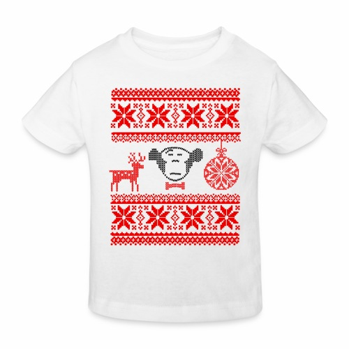 Ugly Christmas (IV) - Kinder Bio-T-Shirt