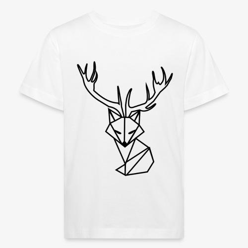 white foxy - Ekologiczna koszulka dziecięca