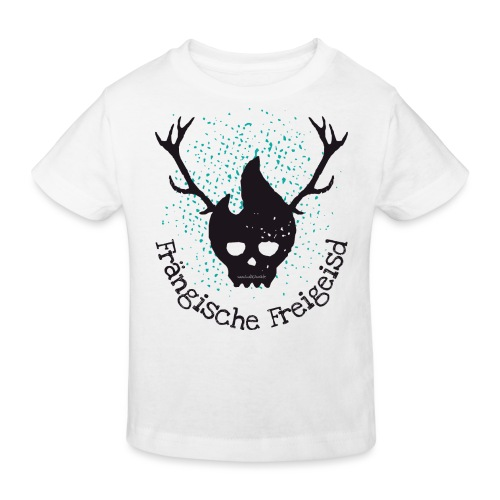 Frängische Freigeisd - Kinder Bio-T-Shirt