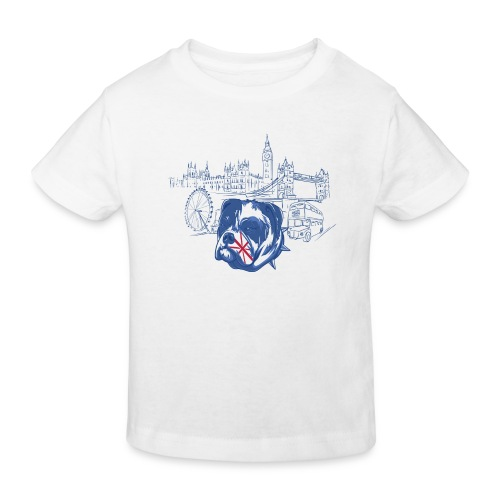 London - Ekologisk T-shirt barn