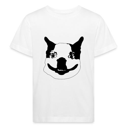 Lennu - Mustat Ääriviivat - Lasten luonnonmukainen t-paita