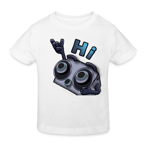 The DTS51 emote1 - Kinderen Bio-T-shirt