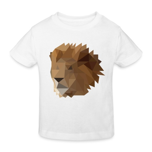 Löwe - Kinder Bio-T-Shirt