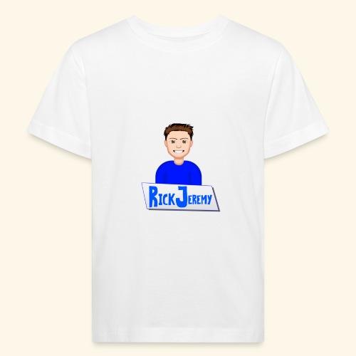 RickJeremymerchandise - Kinderen Bio-T-shirt