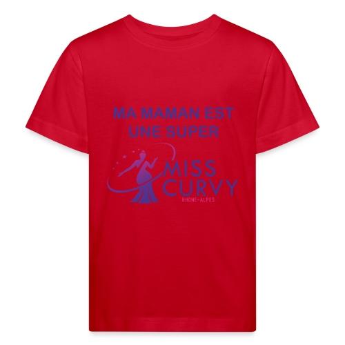 MISS CURVY Ma maman - T-shirt bio Enfant