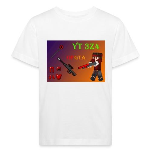 yt 3z4 - Lasten luonnonmukainen t-paita
